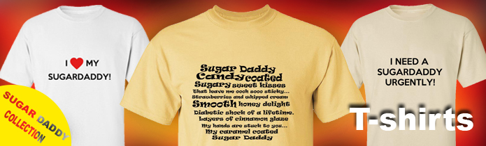 Sugar Daddy t-shitrs
