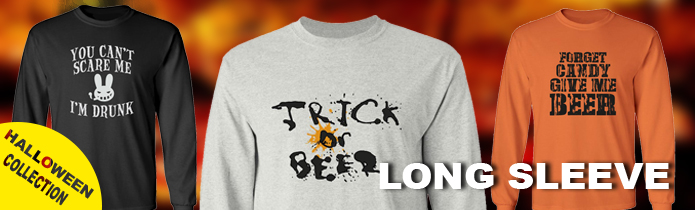 Halloween Long Sleeve T-shirt