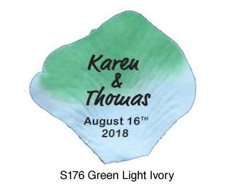 S176 Green-Light-Ivory