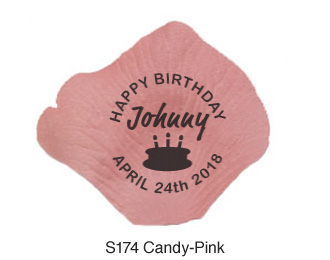 S174 Candy-Pink
