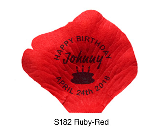 S182 Ruby-Red