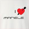I Love Manele Crew Neck Sweatshirt