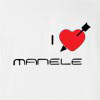 I Love Manele T- Shirt