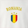 Romania STAR Crew Neck Sweatshirt