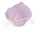 Lavender Lilac Silk Rose Petals Wedding 2000