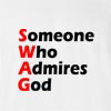 Someone Who Admires God T-Shirt