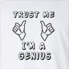 Trust Me I'm A Genius Long Sleeve T-Shirt
