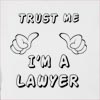 Trust Me I'm A Lawyer Hooded Sweatshirt