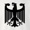 German Eagle Crest Deutschland Germany Crew Neck Sweatshirt