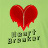 Heart Breaker Long Sleeve T-Shirt