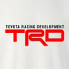 Toyota TRD Racing Development Crew Neck Sweatshirt Sport Auto Tee
