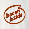 Bacon Inside Crew Neck Sweatshirt