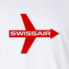 SwissAir Long Sleeve T-Shirt