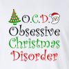 OCD Obsessive Christmas Disorder Long Sleeve