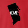 Rhode Island Home Crew Neck Sweatshirt