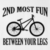 2nd Most Fun Between Your Legs T-shirt