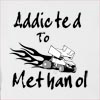 Addicted To Methanol Hooded Sweatshirt