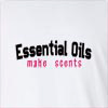 Essential Oils Make Scents Long Sleeve T-Shirt