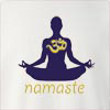Namaste Yoga Crew Neck Sweatshirt