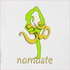 Namaste Yoga Hooded Sweatshirt
