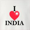 I Love India Ashoka Dharma Crew Neck Sweatshirt