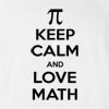 Keep Calm And Love Math T-Shirt
