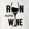 Run Now Wine Crew Neck Sweatshirt