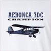 Aeronca 7DC Champion Long Sleeve T-Shirt