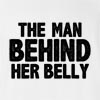 The Man Behind Her Belly T-Shirt
