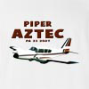 Piper Aztec PA23 T-Shirt