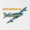 North American SNJ-01 T-Shirt