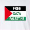 Free Gaza Palestine Long Sleeve T-Shirt