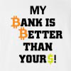 My Bank Is T-shirt