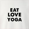 Eat Love Yoga Crew Neck Sweatshirt