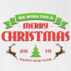 Merry Christmas and Happy New Year Long Sleeve T-Shirt