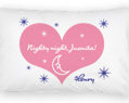 Nighty, night - Personalized Pillowcase Set 2 pcs