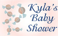 Peronalized Baby Shower Water Bottle Labels