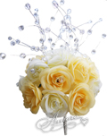 Flower Girl Wedding Bouquet
