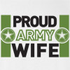Proud Army Wife Army Strong T-Shirt