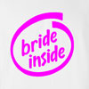 Bride Inside T-Shirt