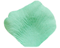 2000 Silk Rose Petals Pool GREEN (Green-Aqua)