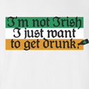 Saint Patrick's Day I'm Not Irish Funny T Shirt