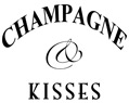 Champagne and Kisses T Shirt