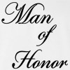 Man of Honor Wedding T Shirt