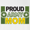 Proud Army Mom Army Strong T-Shirt