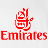 Fly Emirates Airlines Retro T-shirt New Boeing Airbus Tee