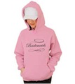 Bridesmaid Wedding Hooded Sweatshirt