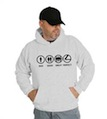 Bad Good Great Perfect Lexus Hooded Sweatshirt