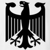 German Eagle Crest Deutschland Germany Flag Logo Ww2 Panzer Tank Mg42 T-shirt