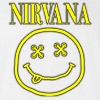 New NIRVANA Rock Band Smiley Face T Shirt pick your size S M L XL Free Shipping
